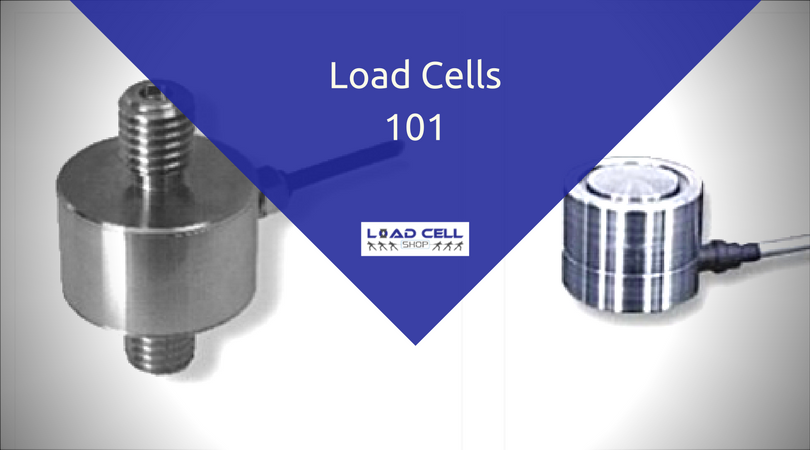 Load cells 101: what load cell types are best for your project?