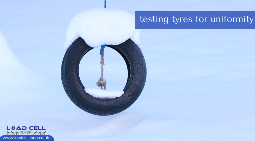 Load cells in tyre modelling