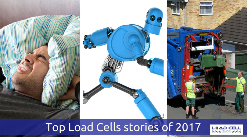 Our top load cell stories of 2017