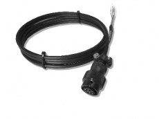 Load Cell Connector with pre wired cable