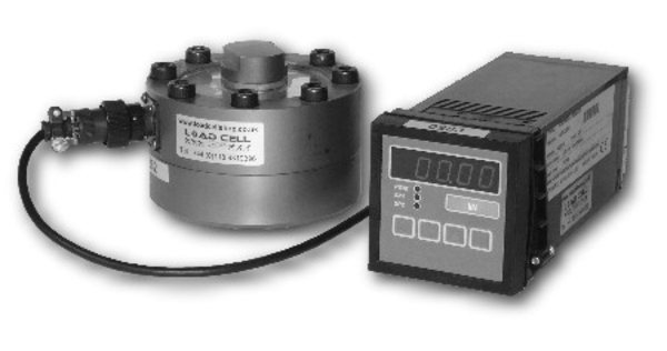 Calibration up to 10T Range (New Load Cells)