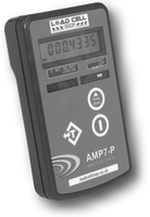 Wireless Handheld Display With Peak Hold
